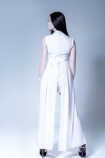 Picture of Open shoulder dress